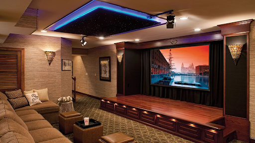 Ideas for Your Dream Home Theatre