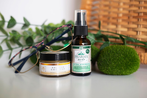 2 Benefits of CBD products