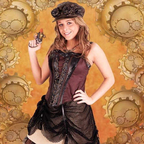 Don the Perfect Steampunk Outfit by Learning the Basics of This Quirky Style